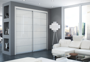 Custom sliding door
